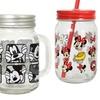 Disney Mason Jar Drinking Glasses (2-Pack)