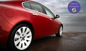 Clean Edge Carwash: $19 for a $45 Prepaid Car Wash Card at Clean Edge Carwash, Two Locations