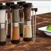 Modernhome 12-Piece Hourglass Spice Rack Set
