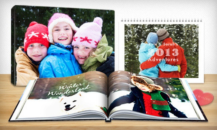 Picaboo: Customizable Photo Books, Canvas Prints, Collage Posters and Enlargements from Picaboo (Up to 70% Off).