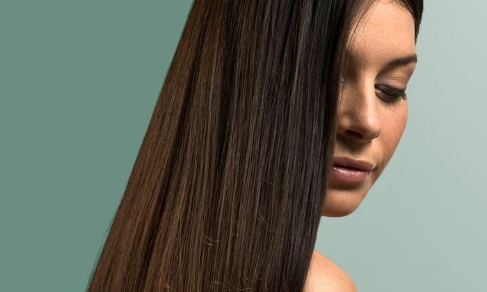 Mavida Salon - Lodi: One or Two La-Brasiliana Keratin Hair-Smoothing Treatments at Mavida Salon (Up to 74% Off)