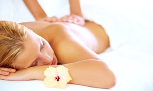Bliss Spa & Nails: One or Two One-Hour Swedish or Deep-Tissue Massages at Bliss Spa & Nails (47% Off)