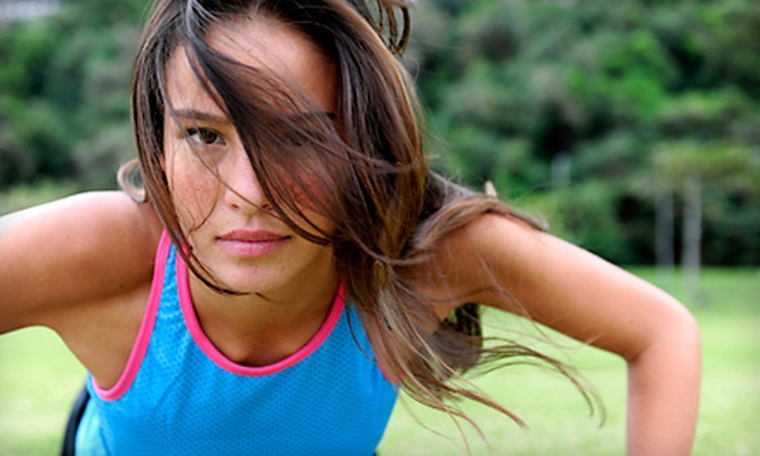 T3 Fitness ParkFIT - Brookfield: $65 for an Outdoor Boot Camp from T3 Fitness ($199 Value). Four Sessions Available.