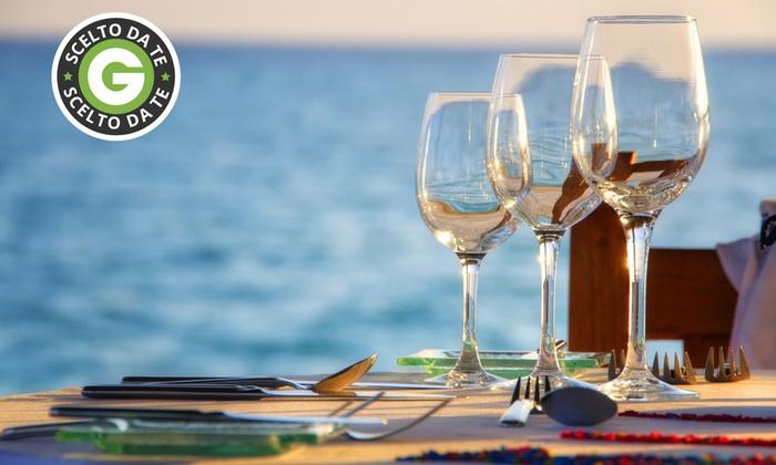 Ristorante Afrodite - Viareggio: Ristorante Afrodite - Cena gourmet di pesce con vino a 29,90 € a Viareggio