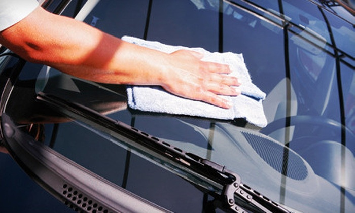 Northside Autosports - Oakville: $24 for an Express Detail Package at Northside Autosports ($49.99 Value)