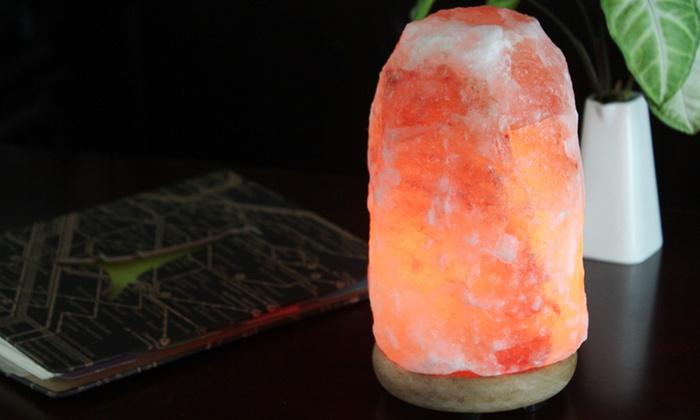 Salt Lamps R Us Coupon : Natural Himalayan Salt Lamp Groupon Goods
