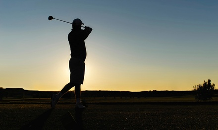 One Private 45-Minute Golf Lesson or Three 30-Minute Golf Lab Sessions at Modern Golf Instruction (50% Off)