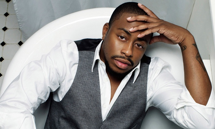 Celebration of LOVE Featuring Raheem DeVaughn and Frank McComb - Kraushaar Auditorium, Goucher College: Celebration of LOVE Featuring Raheem DeVaughn and Frank McComb at  Kraushaar Auditorium on January 31 (Up to 39% Off)