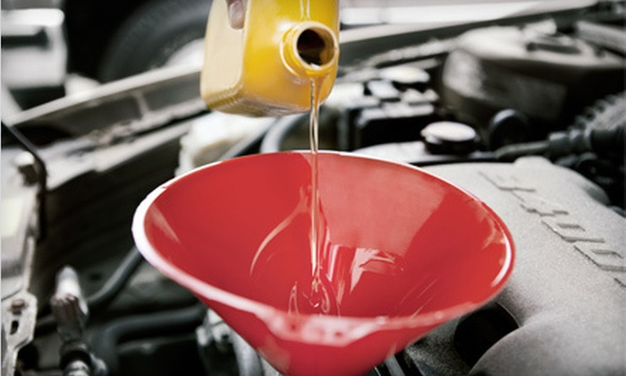 Brake-O-Rama - Multiple Locations: $19 for Car Maintenance with Oil Change, Tire Rotation, and Alignment Check ($83.80 Value). 10 Locations Available.