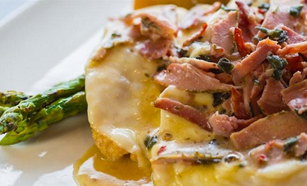 New American Cuisine for Lunch or Dinner at Gradkowski's (Up to 40% Off)
