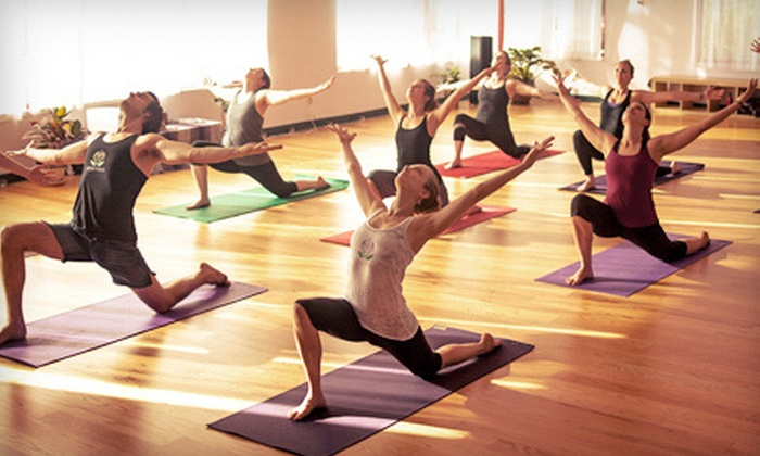 Your Yoga - Multiple Locations: One or Two Months of Unlimited Classes at Your Yoga (Up to 70% Off)