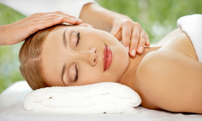 CC Medi Spa - New Albany: One or Three Ultrasonic Facials with Neck and Shoulder Massages at CC Medi Spa (Up to 63% Off)