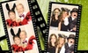 KC Fun Photobooth: $450 for Four-Hour Photo-Booth Rental from STL Fun Photobooth ($1,500 Value)