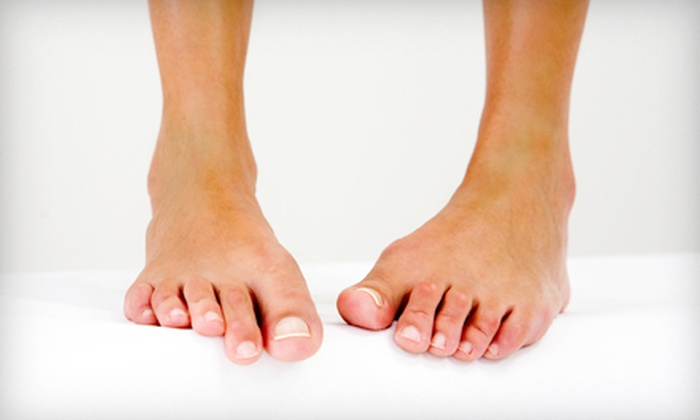 Dr. Leland Smith, DPM - North Central: Laser Nail-Fungus Treatment for One or Both Feet from Dr. Leland Smith, DPM (Up to 68% Off)