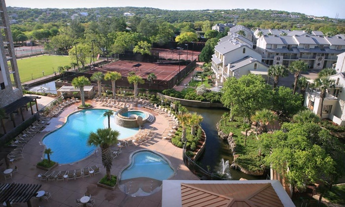 Lakeside Golf Resort Amid Texas Hill Country Groupon