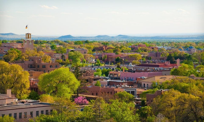 Inn At Santa Fe  - Santa Fe, NM: One- or Two-Night Stay for Two with a Bottle of Wine at Inn At Santa Fe in New Mexico