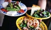 Tapastry Restaurant - Montclair: Tapas and Sangria Mix for Two, Four, or Six at Tapastry Restaurant (Up to 63% Off)