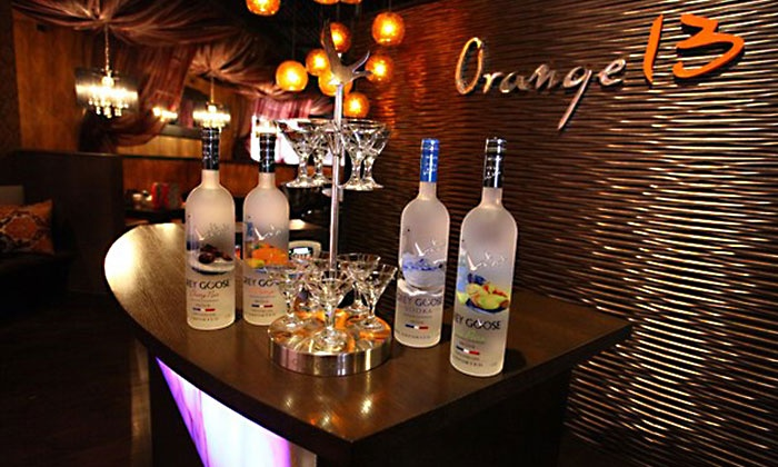 Orange 13 Lounge - Lemont: Gourmet Food and Drinks at Orange 13 (Half Off). Two Options Available.