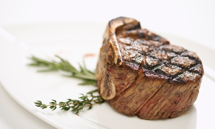 Forrester's on the River - The Docks - Downtown Toledo: Steak-House Cuisine for  Dinner at Forrester's on the River (Up to 38% Off)