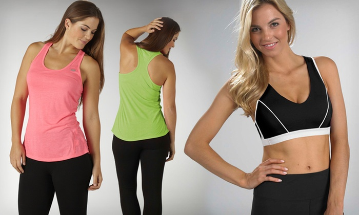 Marika Women's Activewear: Marika Women's Activewear (Up to 75% Off). Multiple Options Available. Free Shipping. Free Returns on Select Styles.