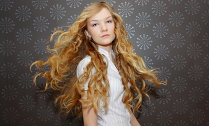 Artistry Salon: Haircut and Deep Conditioning with Optional Partial or Full Highlights at Artistry Salon (Up to 72% Off)