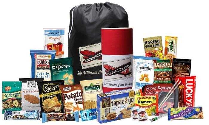 RedShip: Four-Month Care-Package Subscription, or $30 for $50 Worth of Care Packages from RedShip
