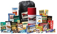 GROUPON: Up to 40% Off Care Packages RedShip