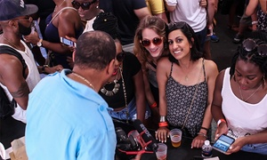 Tap+Cork: One General Admission or VIP Ticket at Tap+Cork: Brooklyn Beer & Wine Fest August 6 (Up to 30% Off)