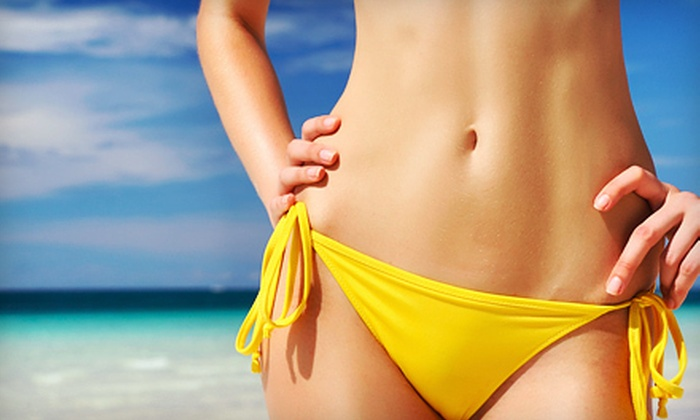 Spa Rain - Rockbridge: Choice of One or Three Bikini- or Brazilian-Wax Treatments at Spa Rain (Up to 57% Off)
