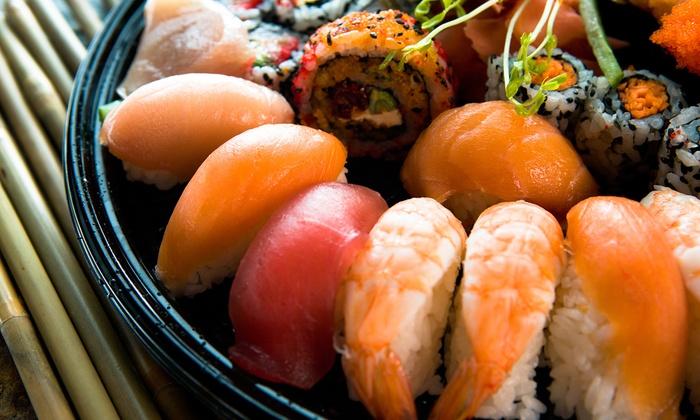I Sushi & Teppan - Chandler: $17 for $30 Worth of Sushi and Teppanyaki at I Sushi & Teppan