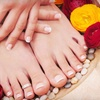 Up to 54% Off Gel Manicures with Express Pedicures