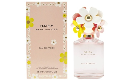 Marc Jacobs Daisy Eau So Fresh Eau de Toilette for Women; 2.5 Fl. Oz.