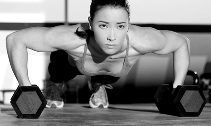 Pure Workout - Murray: Four or Six Weeks of Unlimited Boot-Camp Classes at Pure Workout (Up to 74% Off)