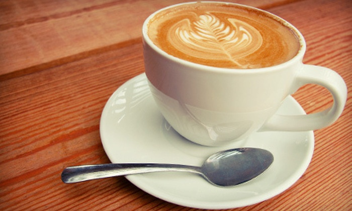 Nordaggio's Coffee - Riverbend: $5 for Five 12-Ounce French-Press Coffees at Nordaggio's Coffee ($10 Value)