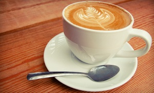 Nordaggio's Coffee: $5 for Five 12-Ounce French-Press Coffees at Nordaggio's Coffee ($10 Value)