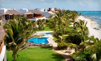 4-Star Beachside Villas in Mexico