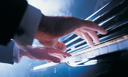 Shake, Rattle & Roll Dueling Pianos at The Cellar on Saturdays at 10 p.m. through April 30 (Up to 55% Off)