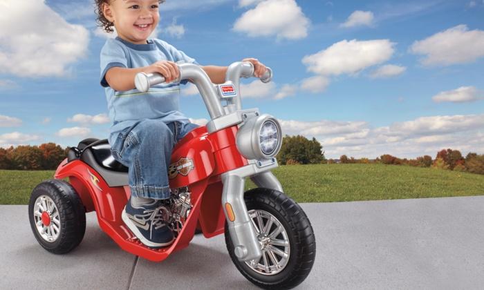 Power Wheels Harley Davidson Lil' Harley: Power Wheels Harley Davidson Lil' Harley. Free Shipping and Returns.