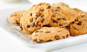 Eileen's Colossal Cookies - Cedar Park: $17 for a Punch Card Good for Six $5 Cookie Orders at Eileen's Colossal Cookies - Cedar Park ($30 Value)