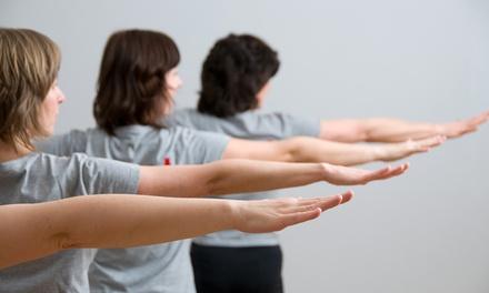 1 Monat mit 4 oder 2 Monate mit 8 Unterrichtseinheiten à 90 Min. Iyengar-Yoga im Yoga Haus Dortmund (bis zu 57% sparen*)