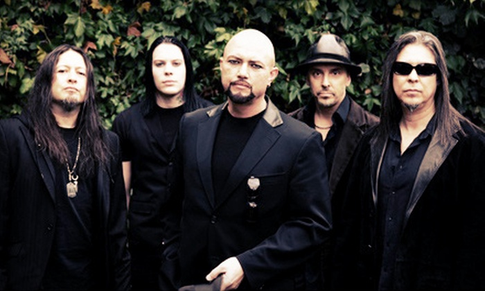 Queensryche with Geoff Tate - Theatre of Living Arts: $15 to See Queensrÿche with Geoff Tate at Theatre of Living Arts on June 6 at 8 p.m. (Up to $29 Value)