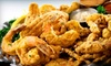 Fish Place - Pearland - Westgate Park: Cajun-Inspired Seafood at Fish Place in Pearland (Half Off). Three Options Available.