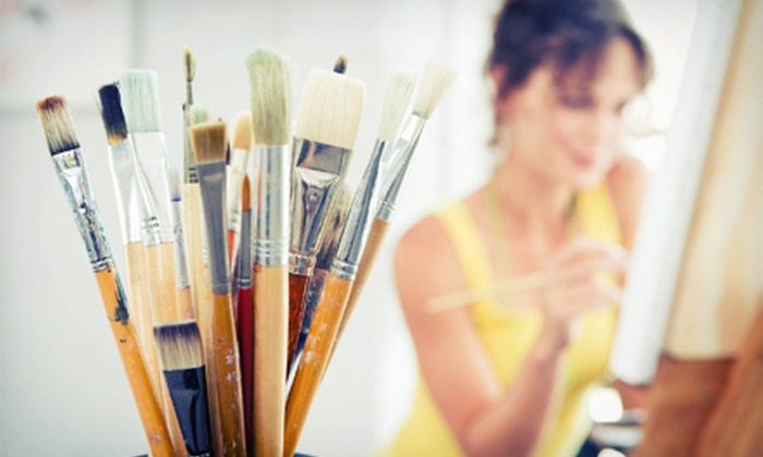 Artista - Sarasota: $25 for a Four-Week BYOB Oil-Painting Course at Artista ($50 Value)