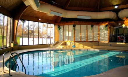 Perthshire: 1 or 2 Nights for Two with Breakfast, Spa Access and Option for Main Course Dinner at Moness House Hotel