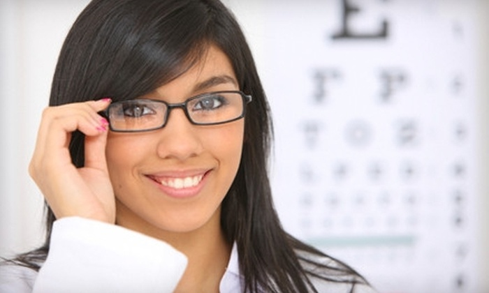 ABC Vision Source - Cooper Mountain - Aloha North: Eye Exam with Options for Contact Lenses or Eyeglasses or Sunglasses at ABC Vision Source in Aloha (Up to 72% Off)
