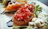Ten Ten Tapas Restaurant - Downtown Vancouver: Tapas at Ten Ten Tapas (Up to 53% Off). Two Options Available.