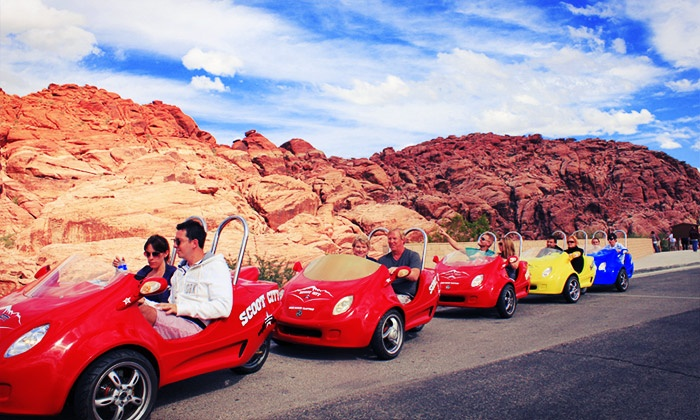Scoot City - Up To 20% Off - Las Vegas, NV | Groupon