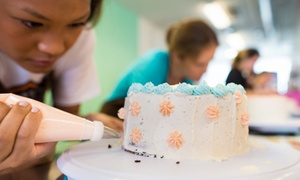 Give Me Some Sugar: Cake Decorating or Fondant Class at Give Me Some Sugar (Up to 48% Off)