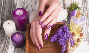 Gel Nails by Silvia: Shellac Manicure (€15) or Pedicure (€20), or Both (€35) at Gel Nails by Silvia