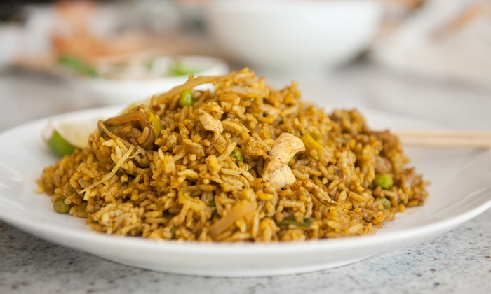 Magic Wok - Glendale: $15 for $25 Worth of Food at Magic Wok